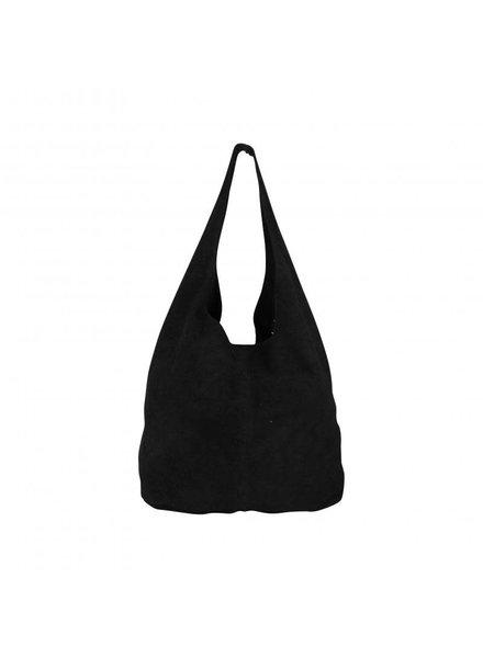 baggy bag zwart