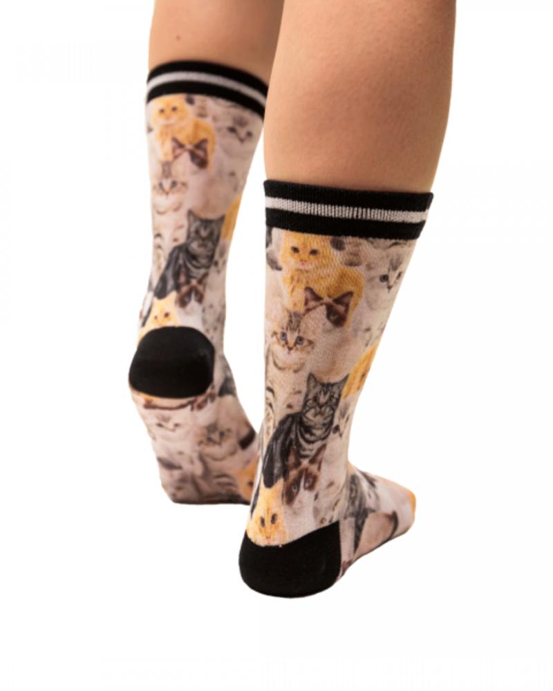 Sock My Feet sock my cat