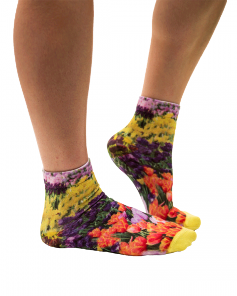 Sock My Feet sock my tulip
