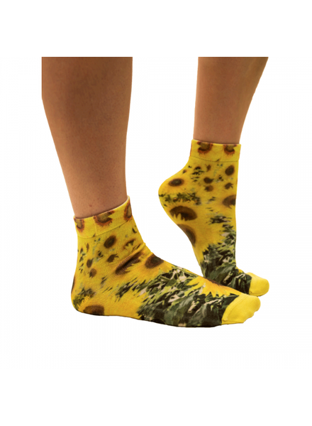 Sock My Feet sock my sunflower