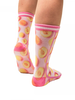 Sock My Feet sock my peach