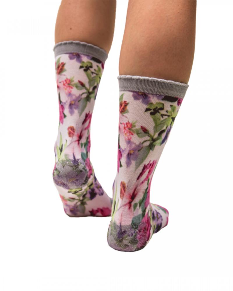 Sock My Feet sock my flowers ss20