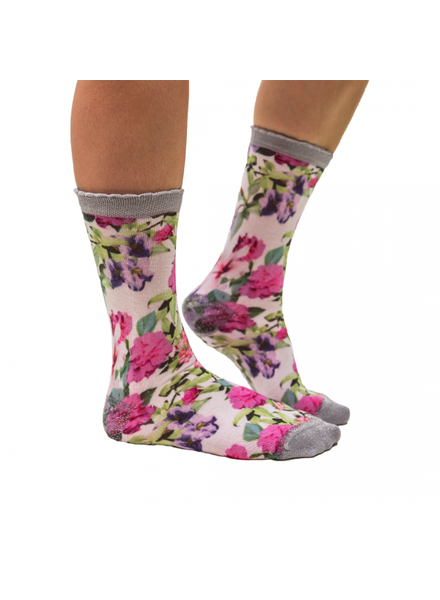 Sock My Feet sock my flowers ss20