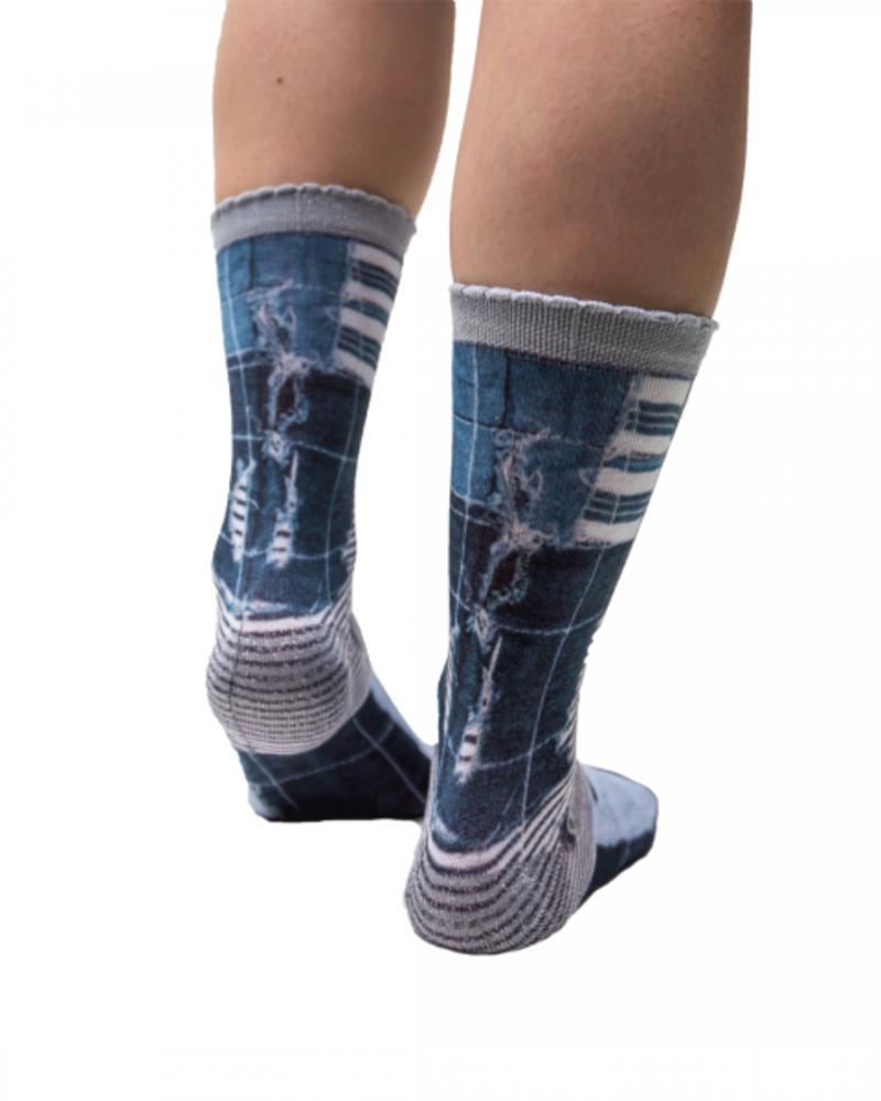 Sock My Feet sock my patchwork