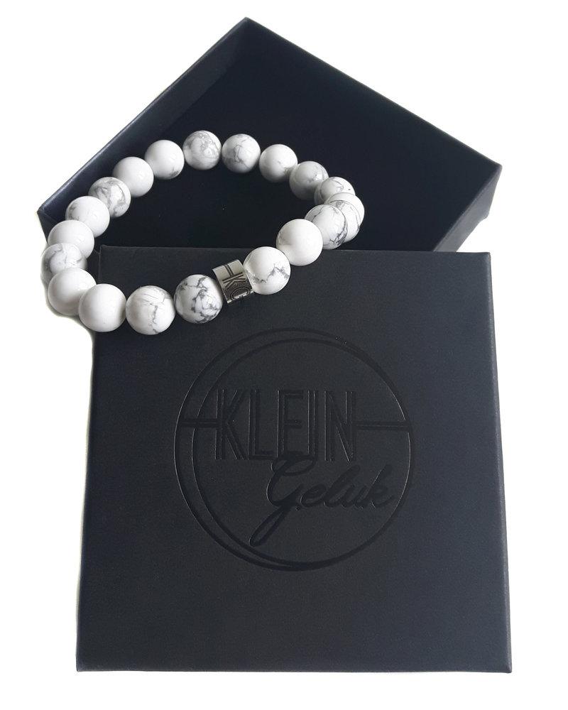 Klein Geluk unisex armband howliet