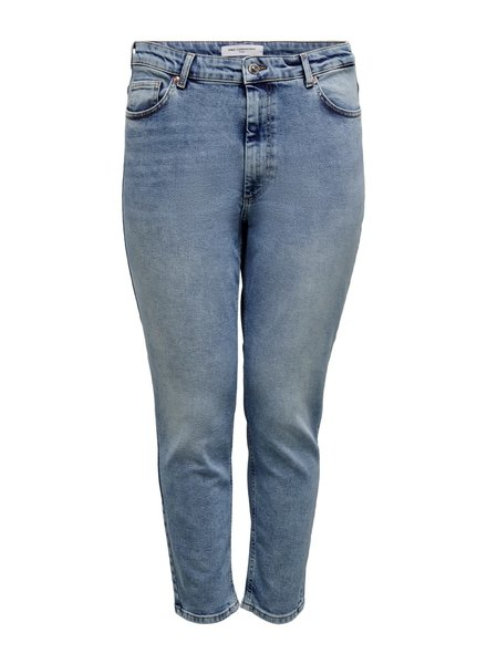 Only Carmakoma straight ankle jeans hw