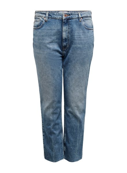 Only Carmakoma Straight denim jeans Oxy
