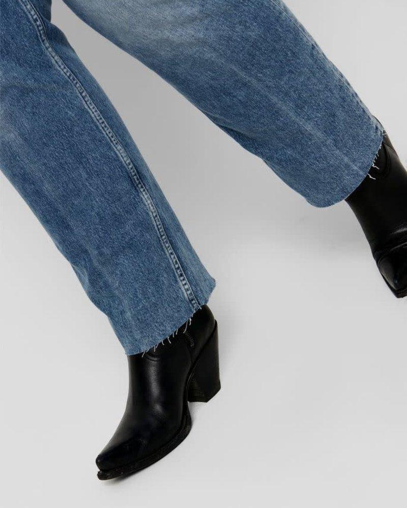 Only Carmakoma Straight denim jeans Oxy