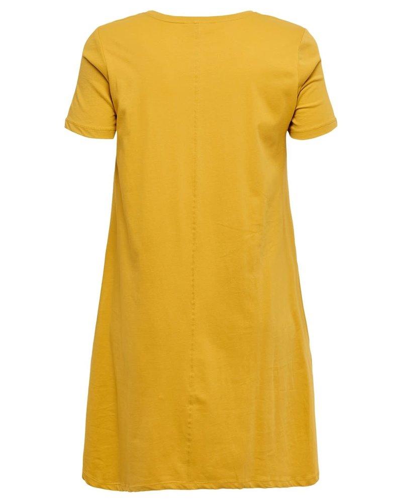 Only Carmakoma Dress Day golden spice