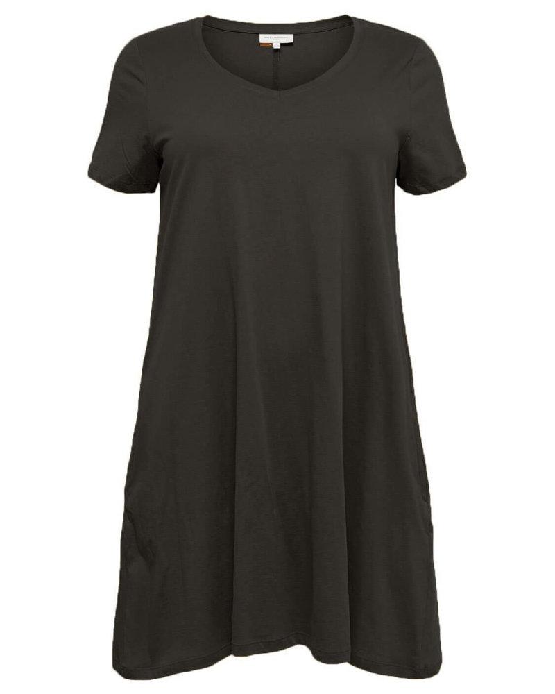 Only Carmakoma dress Day black