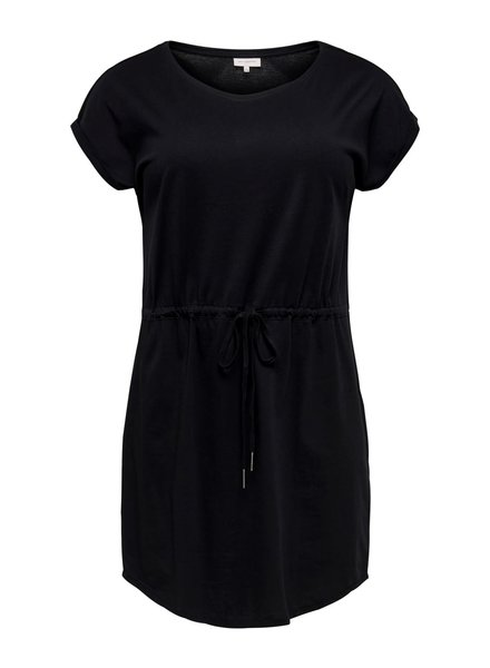 Only Carmakoma dress April black