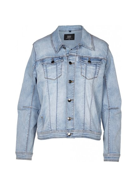 Zoey Denim jacket Fia light blue
