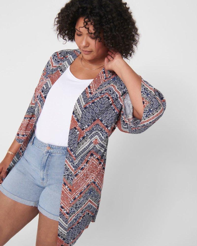 Only Carmakoma Kimono African