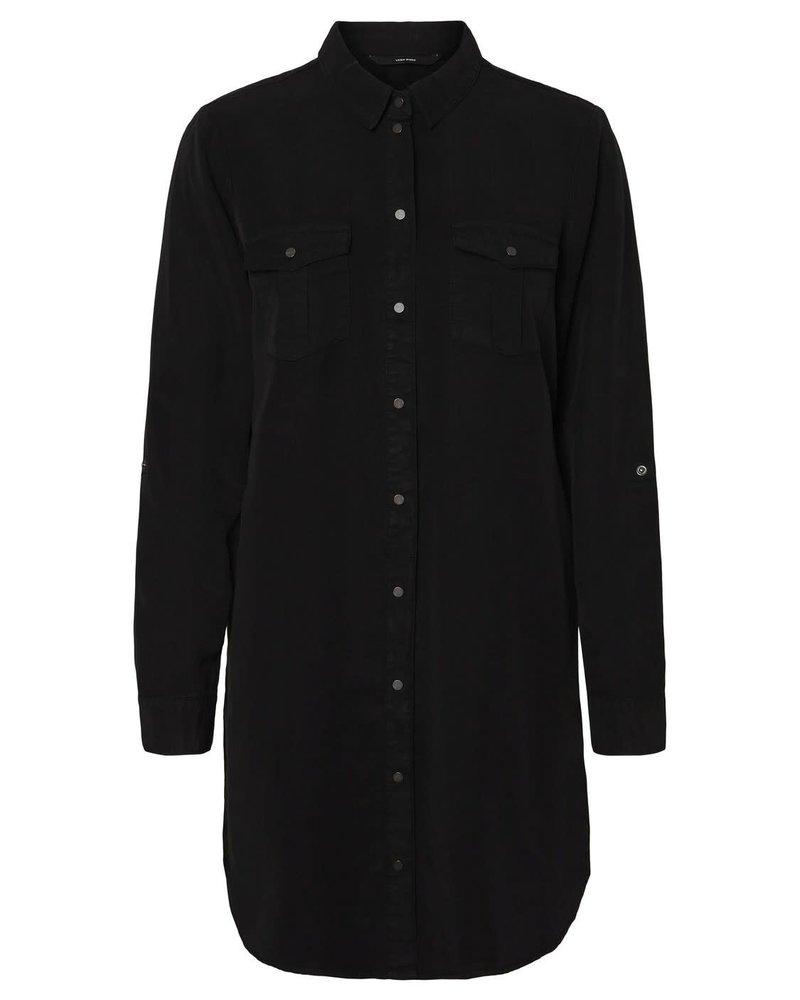 Vero Moda Curve Long shirt/shirtdress Silla