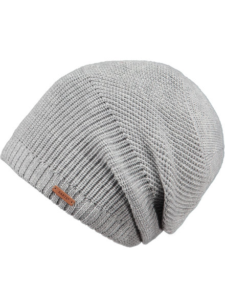 Barts Manatee beanie heather grey
