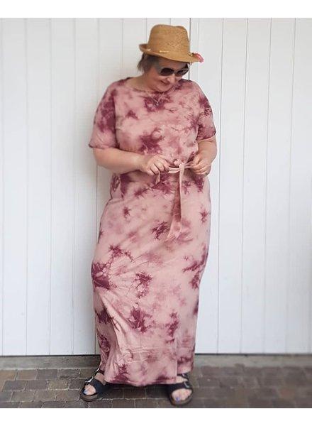 Tye dye dress