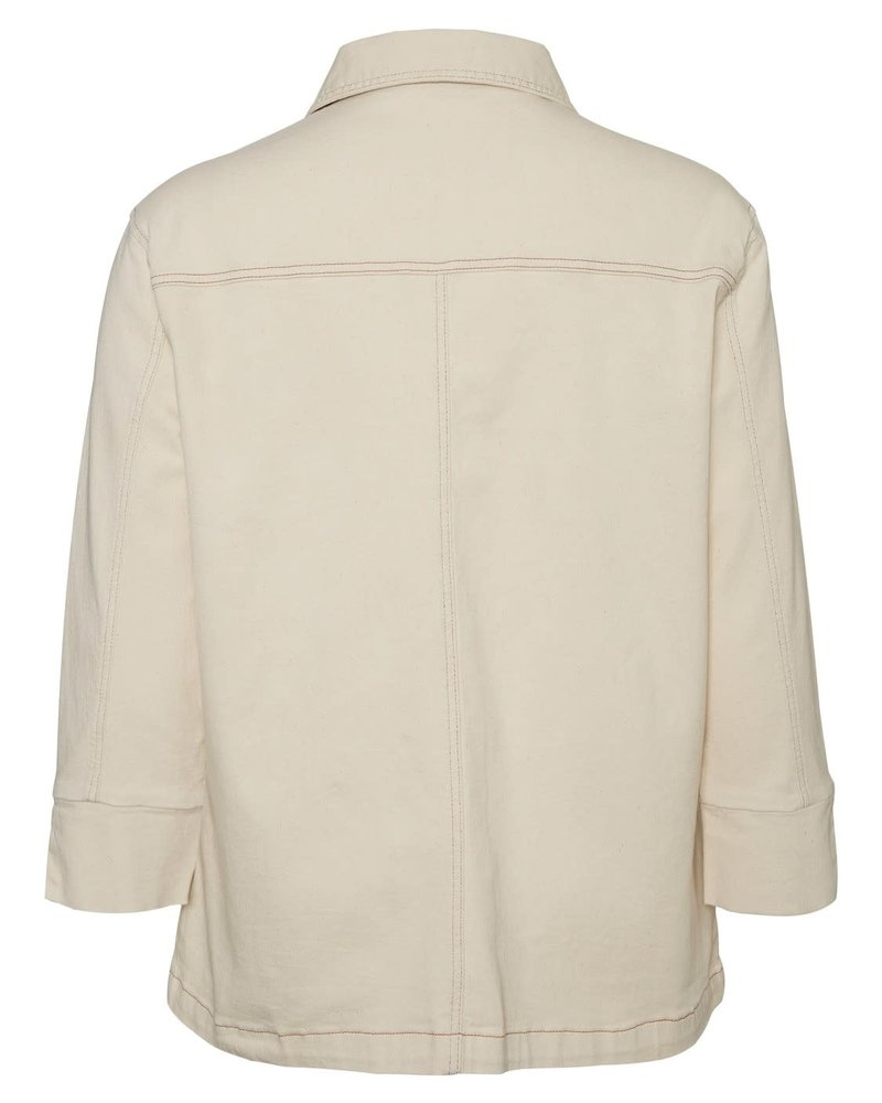 Vero Moda Curve long jacket shopper