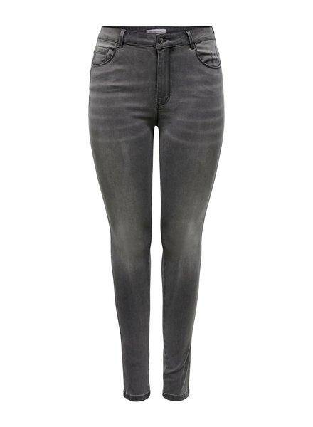 Only Carmakoma Skinny jeans Augusta grey