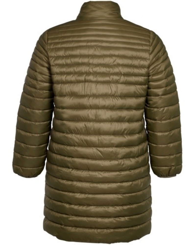 Zoey Long jacket Adaline