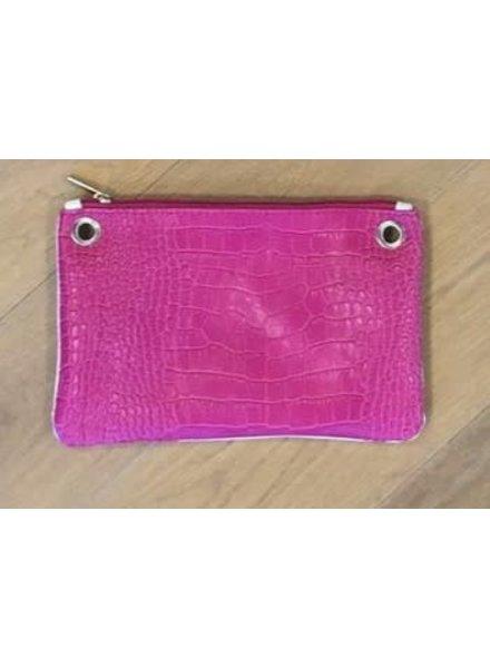 Carry2Care bag fuchsia/cream