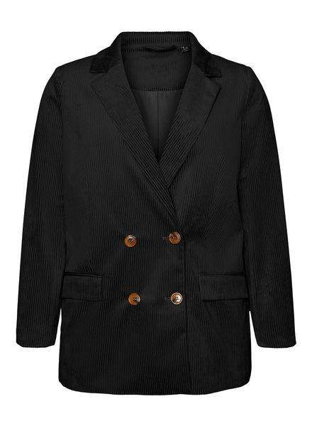 Vero Moda Curve blazer Lora black