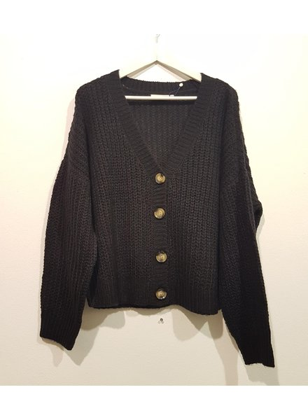 Only Carmakoma Cardigan Belinda Black