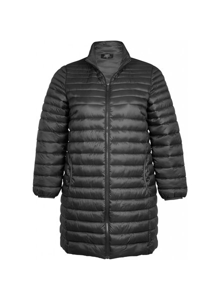 Zoey Long jacket Adeline black