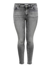 Only Carmakoma willy skinny ankle grey