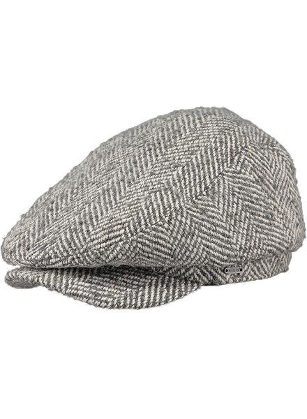 Barts Ixia flatcap grey