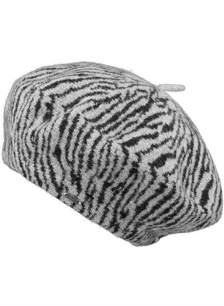 Barts Leconte beret grey