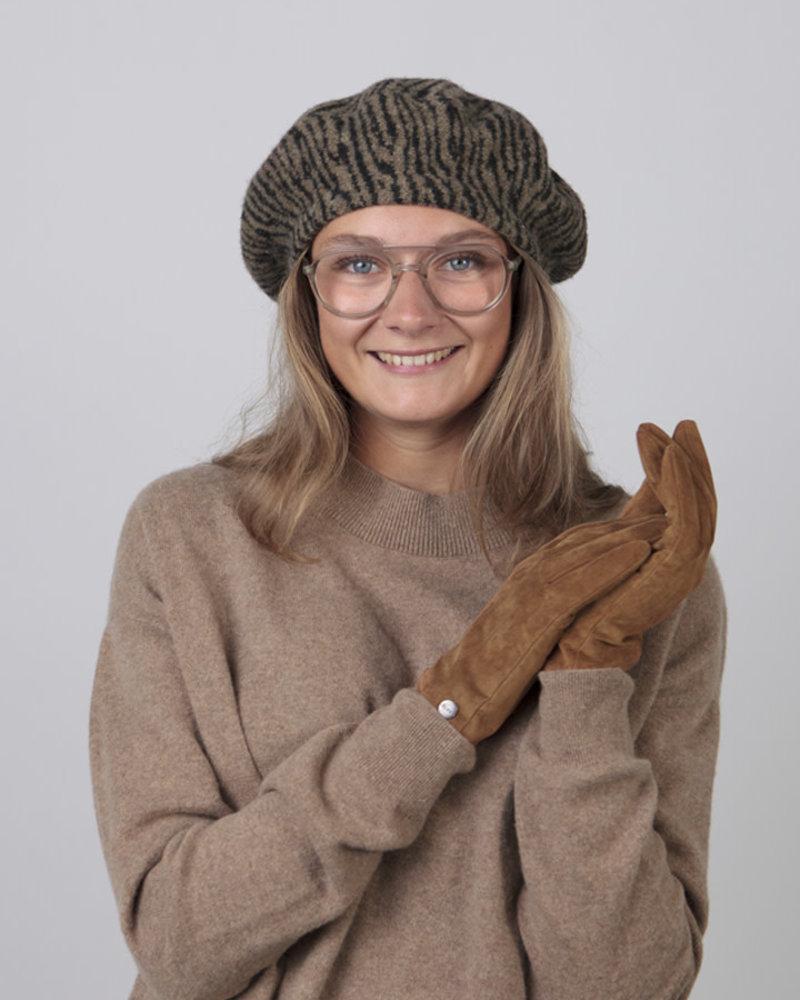 Barts Leconte beret brown