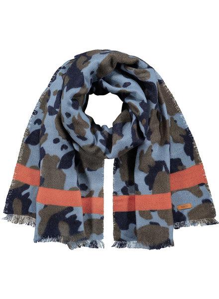 Barts Cosenza sjaal light blue