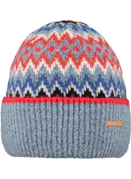 Barts Cheslie beanie light blue