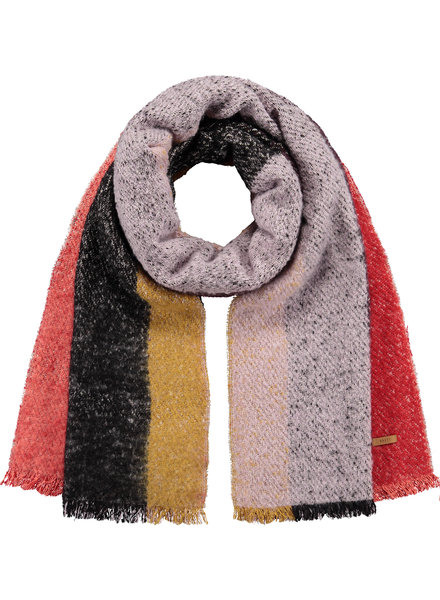 Barts Lucca scarf purple