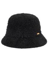 Barts Lavatera hat black