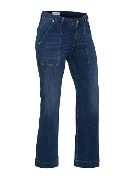 worker jeans straight Marlene four seasons
