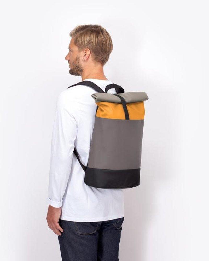 Ucon Acrobatics Hajo backpack lotus honey musterd grey