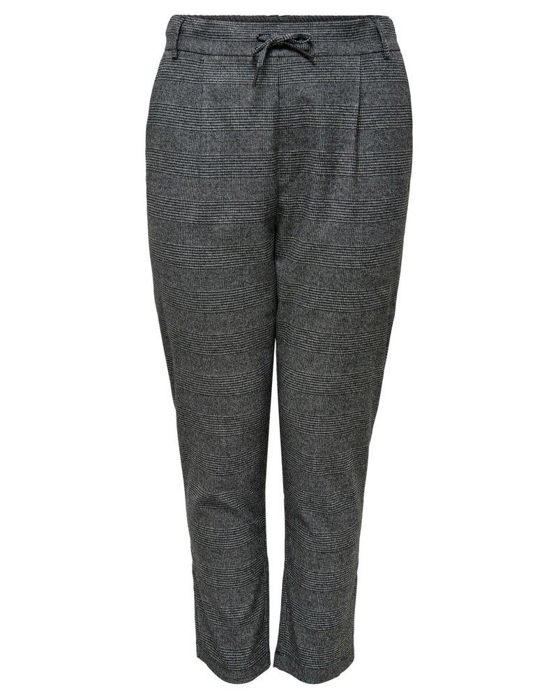 Only Carmakoma goldtrash check pants