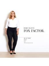 Fox Factor Iri slimfit jet black
