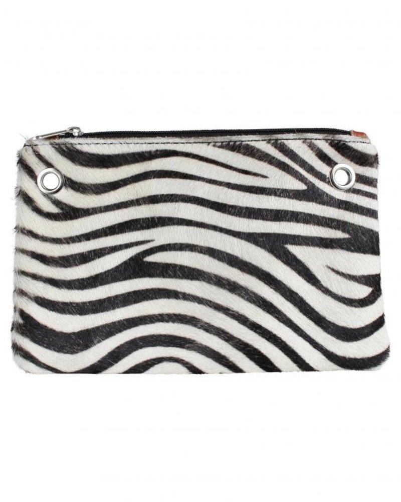 Carry2Care bag zebra/rust