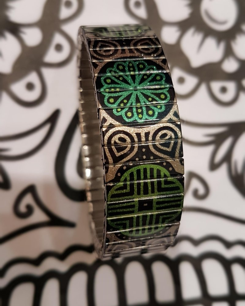 Banded banded regular ottoman poetics jaded limed