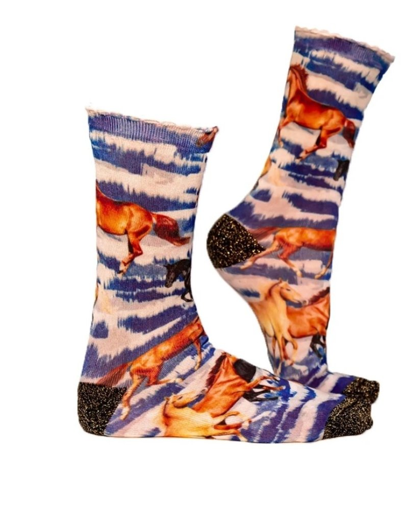 Sock My Feet sock my horseland