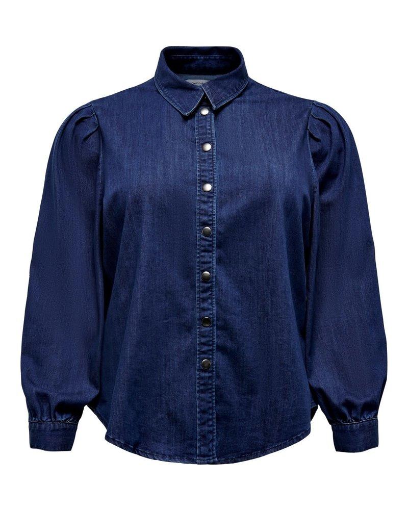 Only Carmakoma Denim blouse Nada