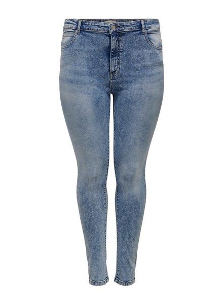 Skinny jeans Laola light blue