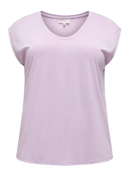 Only Carmakoma shirt Nicky Orchid bloom