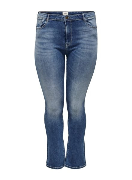 Only Carmakoma flare jeans Laola