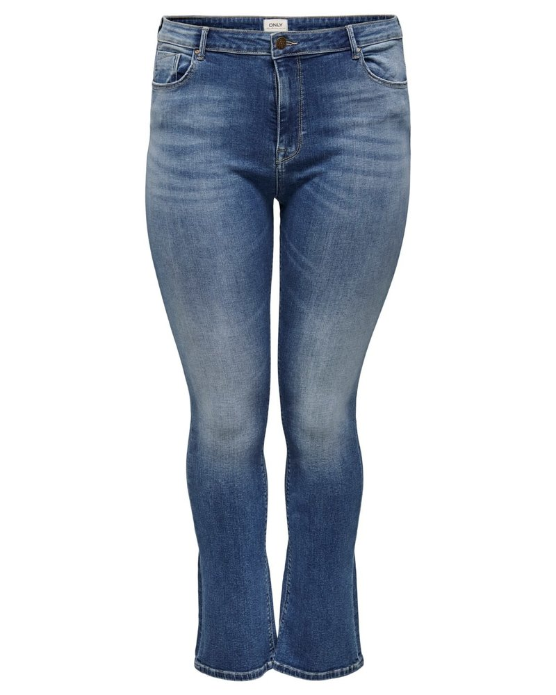 Only Carmakoma flare jeans Laola