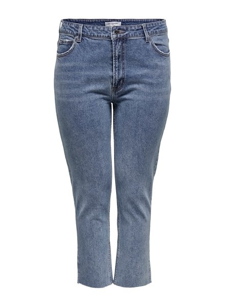 straight ankle jeans raw Mily