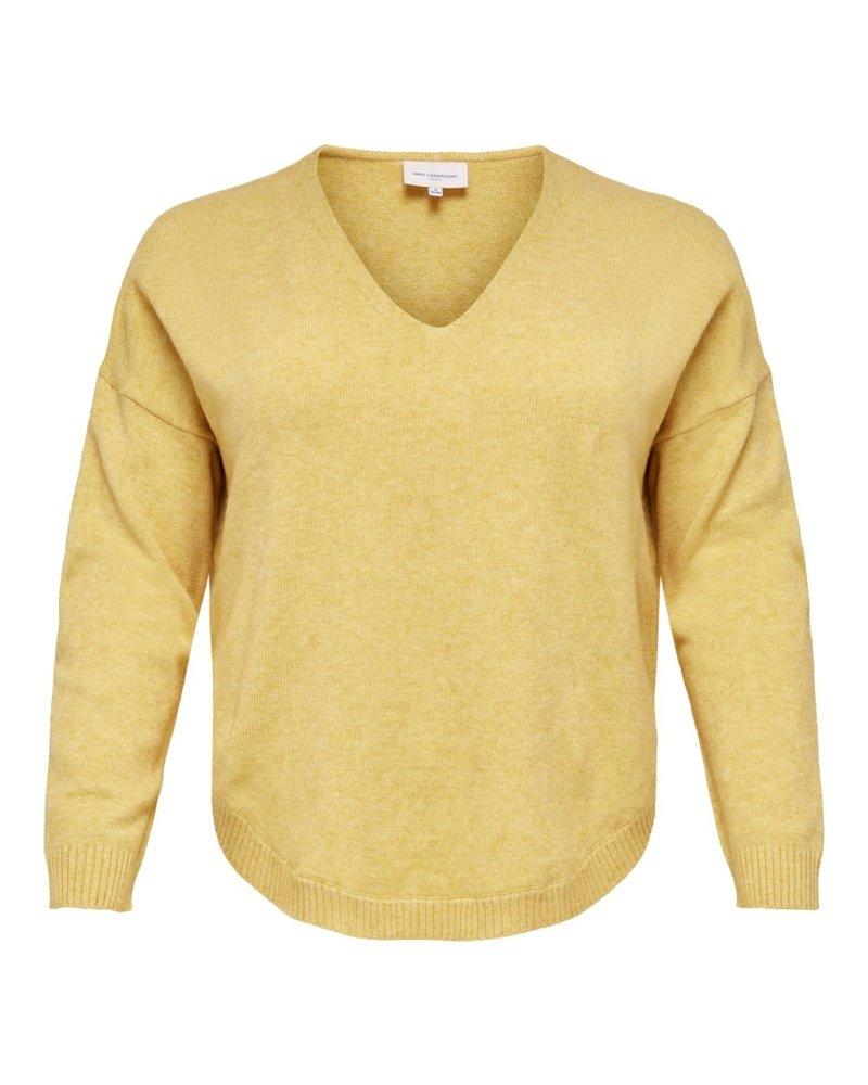 Only Carmakoma pullover Margareta