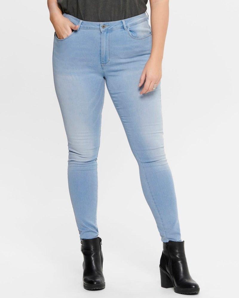 augusta skinny jeans light blue